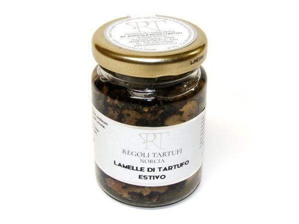 Lamelle tartufo nero estivo Norcia